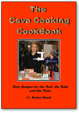 Download your copy of the Cave Cooking Cookbook